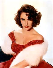 The ravishing Elizabeth Taylor.