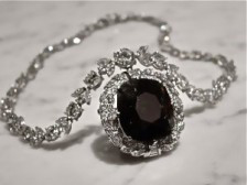 The Black Orlov Diamond was believed to be cursed at one time