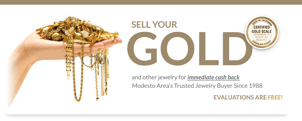 Gold And Jewelry Buyer In Modesto Diamond Buyers Cash