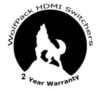 2 Year WolfPack Warranty