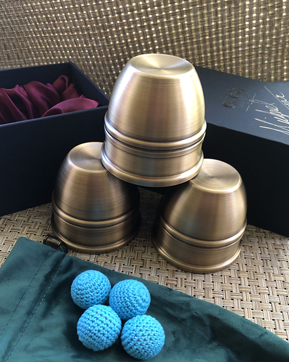 ammar cups and balls package