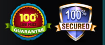 100% Lowest Price Guaranteed