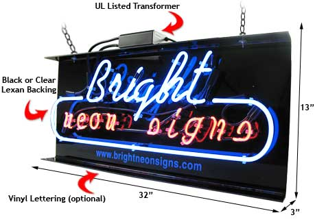 Neon Sign Diagram