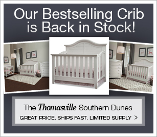 Hot Gray Cribs And Nursery Sets Our Best Ing Thomasville Southern Dunes Crib Is Back In Stock