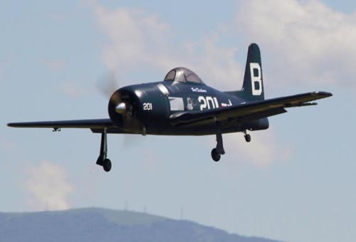 GIANT SCALE WARBIRDS  ARF AIRPLANES