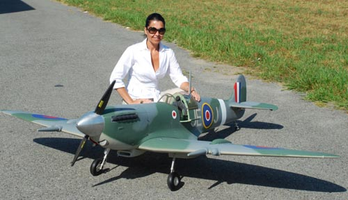 Rc Airplane Giant Scale Rc Airplane Spitfire