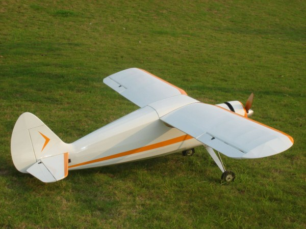 Large Scale Rc Airplane