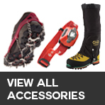 black diamond backpacks climbing skins headlamps outdoor research gaiters ski pulks