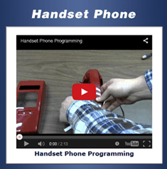 RATH® Handset Programming Video