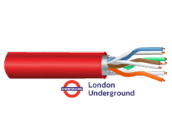 CI 2 Hour Rated Cable 4 Pair (LU STANDARD e4156)