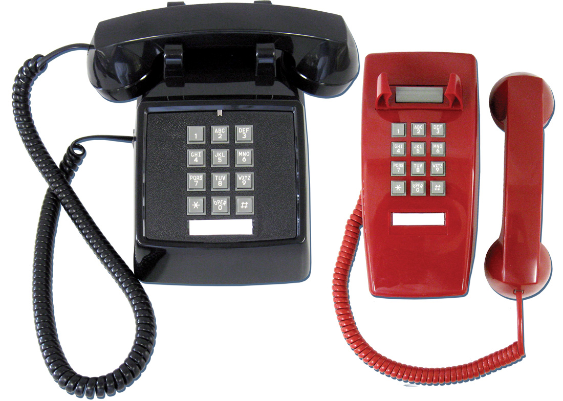 Direct Dial Phones with Keypad Input