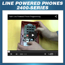 Line Powered Video
