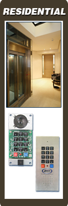 Residential Elevator Phones