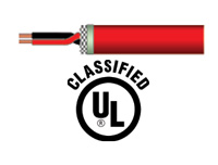 CI 2 Hr Rated Single Pair (UL2196)