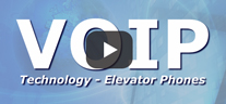 VoIP Technology with RATH® Elevator Phones animation