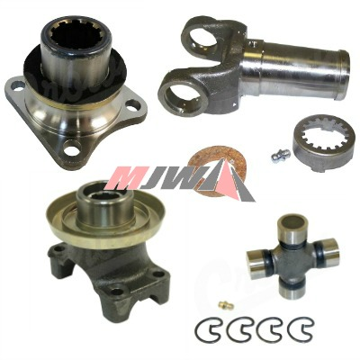 MB & GPW Propeller & Driveshaft Parts
