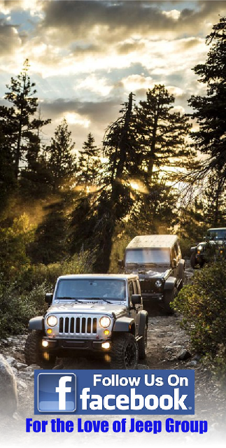 For the Love of Jeep Group on Facebook