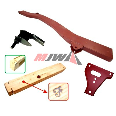 MB & GPW Chassis Parts