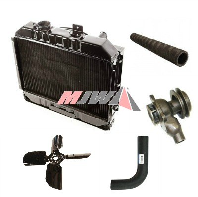 MB & GPW Cooling Parts