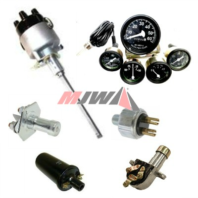 MB & GPW Electrical Parts