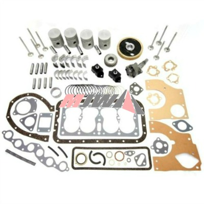 MB & GPW Engine Parts