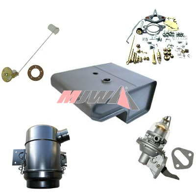 MB & GPW Fuel System Parts