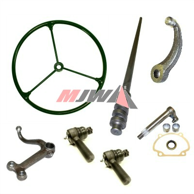 MB & GPW Steering Parts