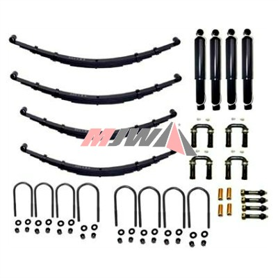 MB & GPW Suspension Parts