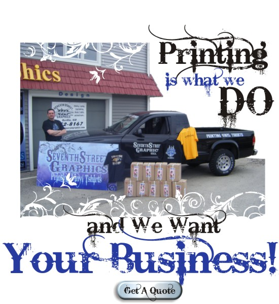 Printing is what we do