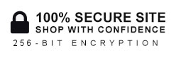100% Secure Site