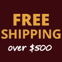 Free Shipping on Orders of $500 at AlarmClub Security!