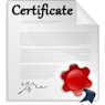 Certificate of Alarm Monitoring by AlarmClub Security!
