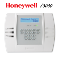 Honeywell LYNX Plus L3000 Wireless Security System by AlarmClub Security®.