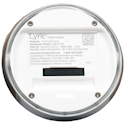 Honeywell Lyric Round WiFi-Enabled Smart Thermostat Inside View