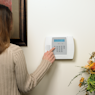 Honeywell Lynx Plus L3000 Wall-Mounted Installation by AlarmClub Security!
