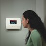 Honeywell Lynx Touch L5210 Wall-Mounted Installation by AlarmClub Security!