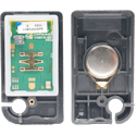 Honeywell SiXFOB Wireless Remote Bi-Directional Keyfob Inside View