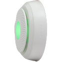 Honeywell Lyric SiXSIREN Wireless Alarm Siren Side Profile View