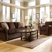 2 Piece Living Room Sets