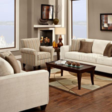 3 Piece Living Room Sets