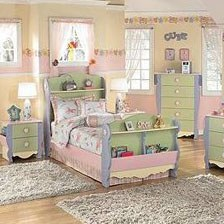 Kids Furniture Bedroom Sets
