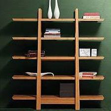 Wall Mounted Bookcases