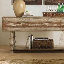 Convertible Console/Dining Tables