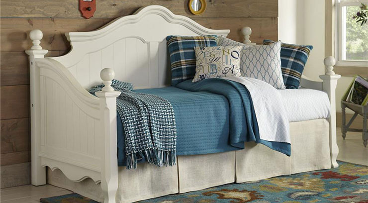 Charmant Largo Felicity Daybed With Free Mattress