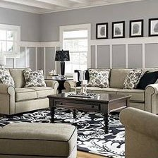 4 Piece Living Room Sets
