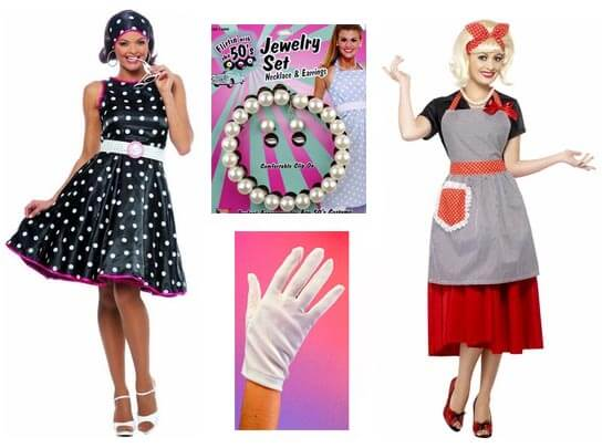 50s housewife costume ideas