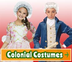 Shop Colonial Costumes