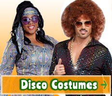 Shop 70's Disco Costumes