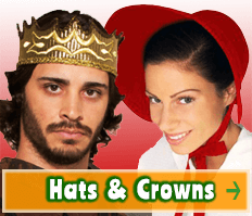 Shop Hats and Crowns