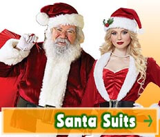 Shop Santa Claus Costumes
